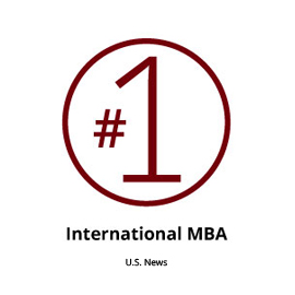 No. 1 International MBA