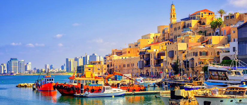 image of Jaffa waterfront