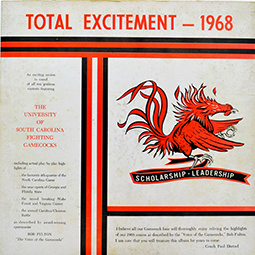 """Total Excitement"" Album Cover"
