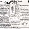 Ashley River Heritage Trail guide slate