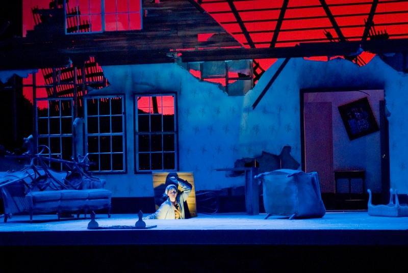 Mfa In Scenic Design Department Of Theatre And Dance University Of South Carolina