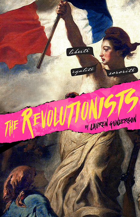 The Revolutionists poster art