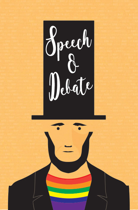 Speech and Debate poster
