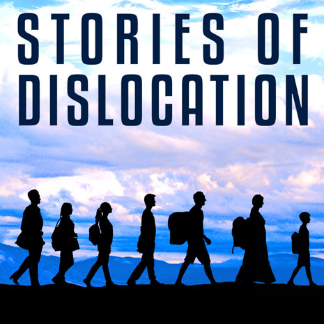 Stories of Dislocation Poster Art