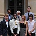Undergraduate Students Honored