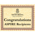 ASPIRE Grant Recipients Funded