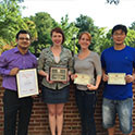 Graduate Students Receive Numerous Awards