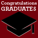 May 2018 Graduates Announced