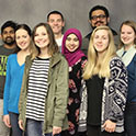 Graduate School Travel Award Winners Recognized