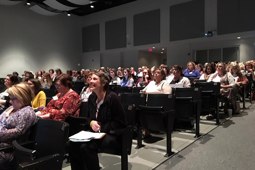 SLIS and partners take professional development on the ...