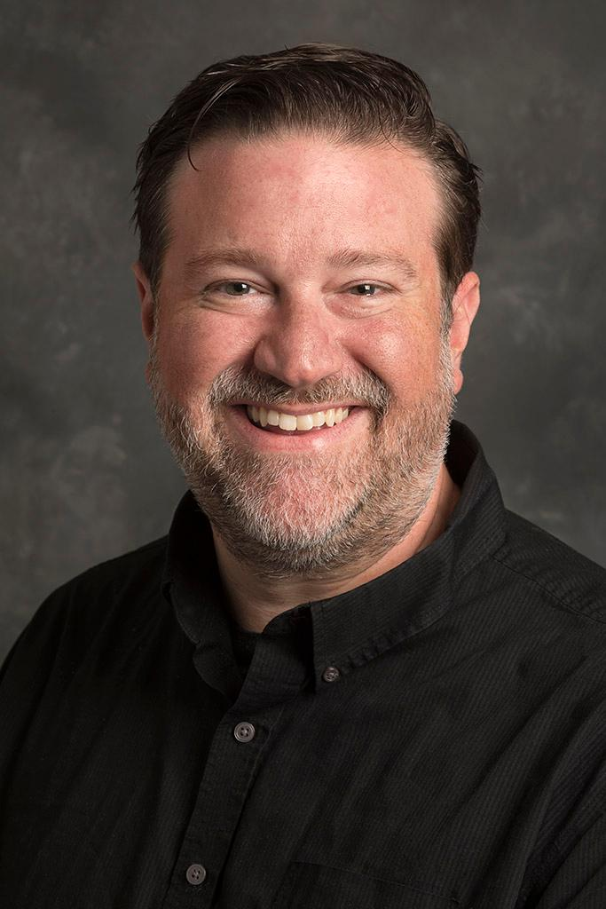 Bob Wertz is the associate director for visual branding at the University of South Carolina.