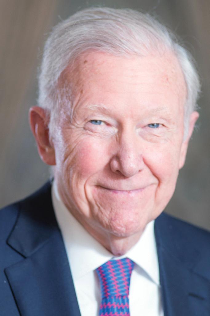 Jim Hoagland, SJMC '61