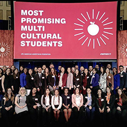 PR majors earn national recognition