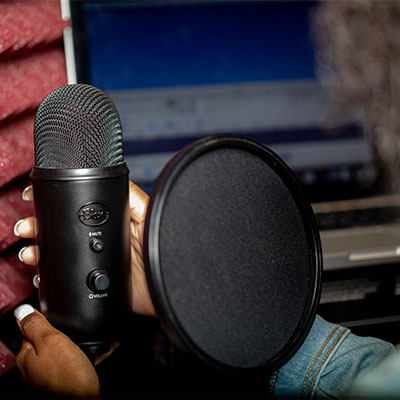 PODCASTING AND AUDIO PRODUCTION