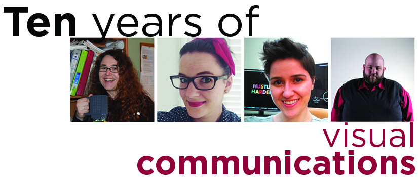 Ten years of visual communications