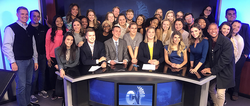 Carolina News Staff Fall 2019