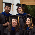 SLIS graduates a record number of doctoral students