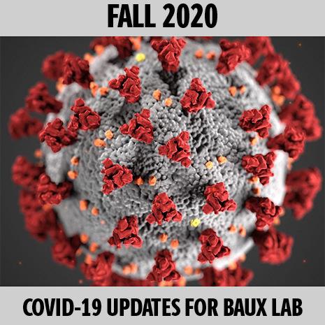 BAUX Lab COVID-19 updates