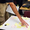 Concept Mapping Helps Student Researchers Fill Data Holes