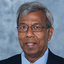 Headshot of professor Jamil Khan