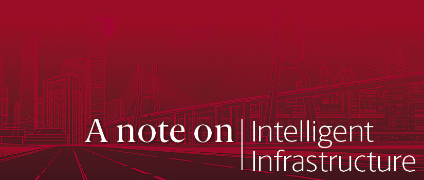 A note on intelligent infrastructure.