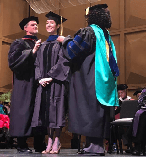 Winter Doctoral Commencement 2019