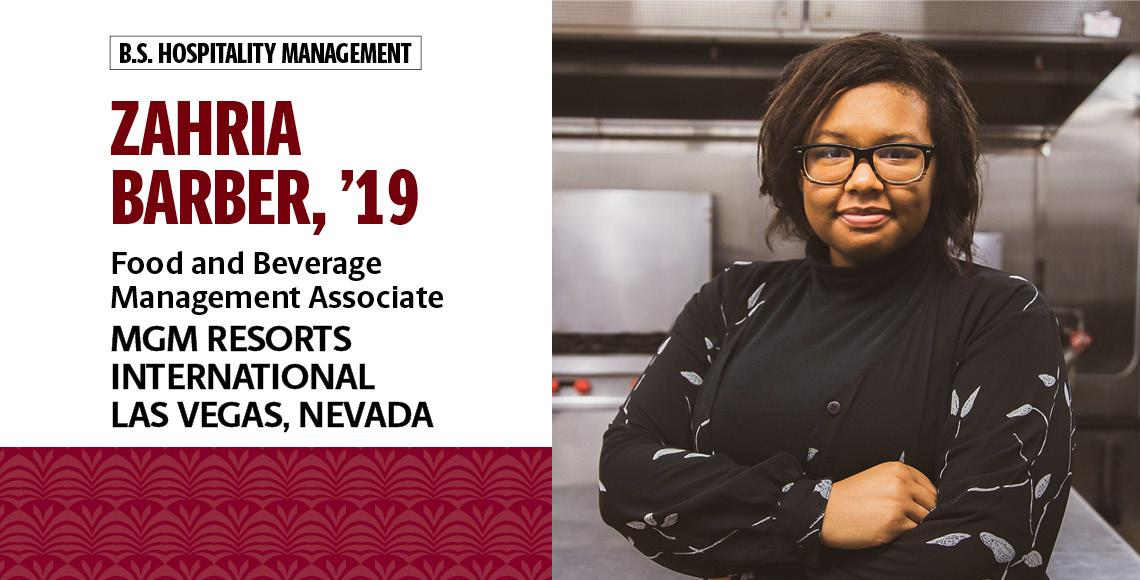 Food and Beverage Management Associate MGM Resorts International  Las Vegas, Nevada
