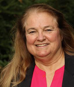 Cathy Gustafson, associate professor, School of Hotel, Restaurant and Tourism Management
