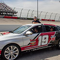 Learn beyond the classroom with trips like a visit to Darlington Speedway