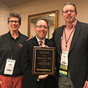 Grady recognized for leadership and academic excellence in sport law