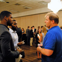 Alumni Society Career Night offers valuable networking experience for students