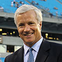 USC hires former Carolina Panthers president as sport management professor