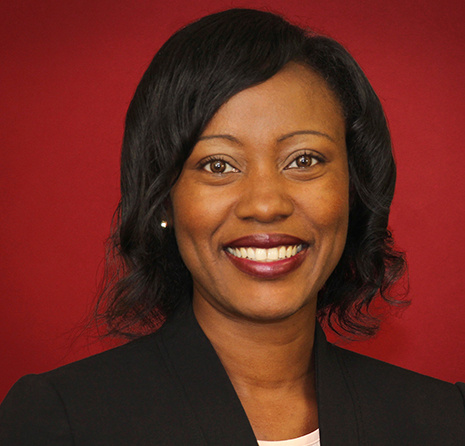 Erica Lake, Director, Office of Corporate Engagement, headshot