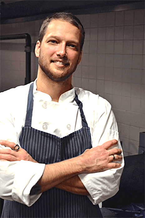 Jeremiah Shoemaker received his culinary certificate in 2011 and is now a sous chef at The Smith in New York City.