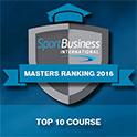 HRSM's SPTE Postgraduate Program #5 in 2016 SBI Rankings