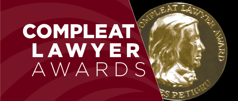 Compleat Lawyer Awards logo