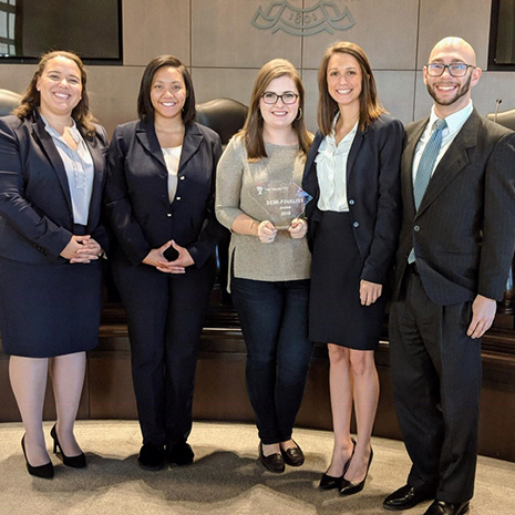 South Carolina Law Mock Trial Team