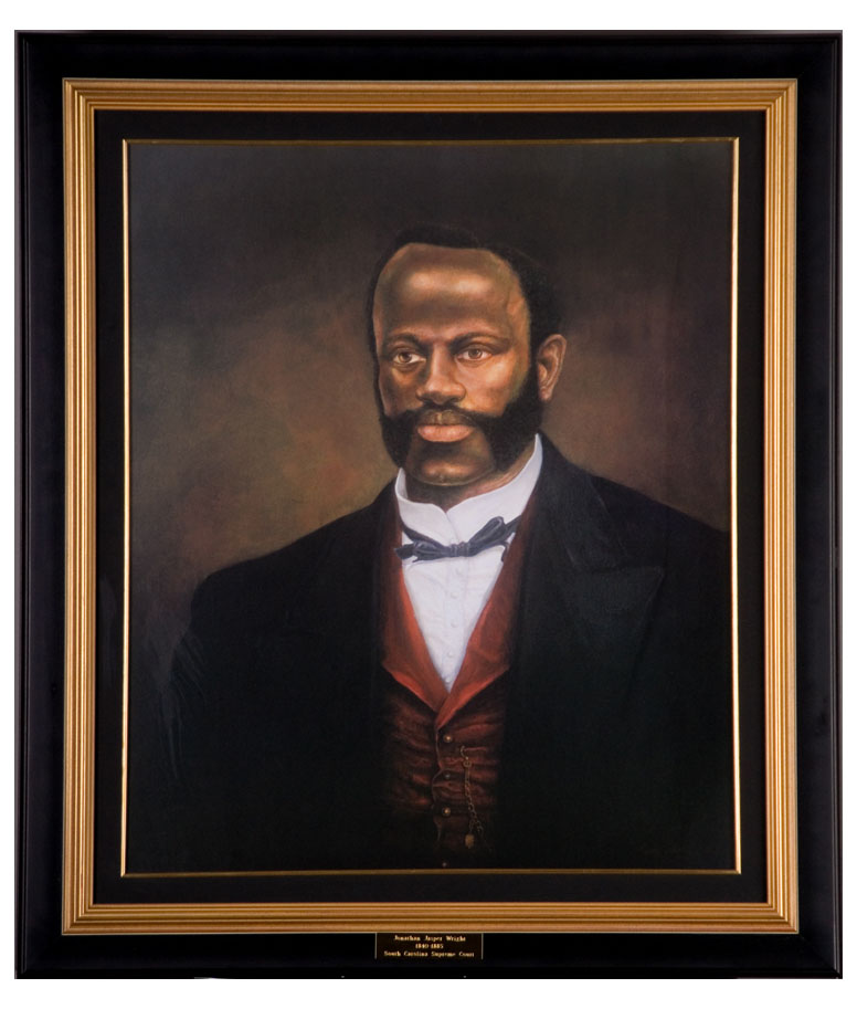 Honorable Jonathan Jasper Wright