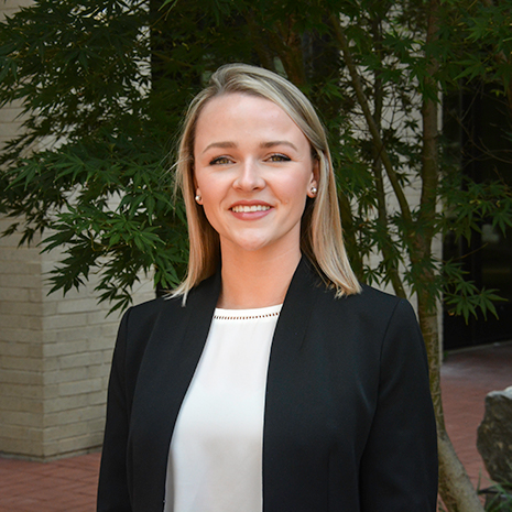 Dana Maurizio, 2019 Graduate of the UofSC School of Law