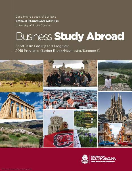 University of Georgia - Study Abroad in Spain