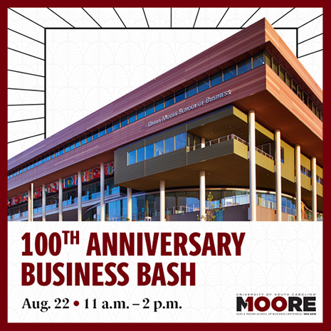 Promotion of the 100th Anniversary Business Bash