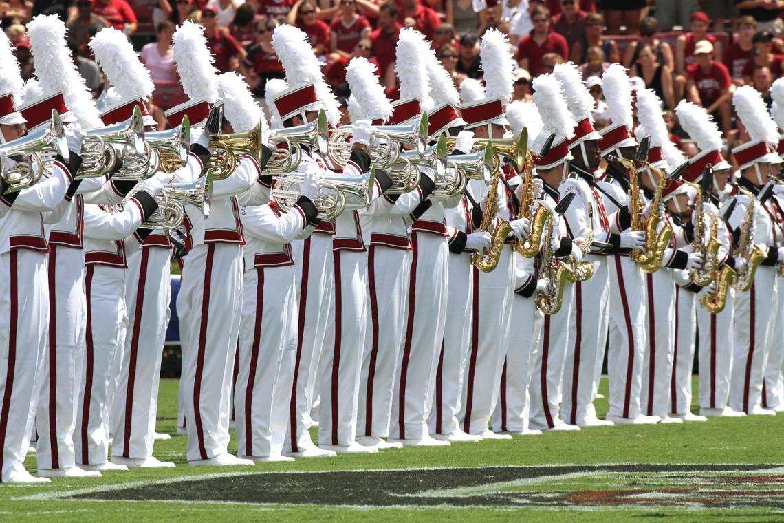 Colleges In Columbia Sc >> USC Bands - School of Music | University of South Carolina