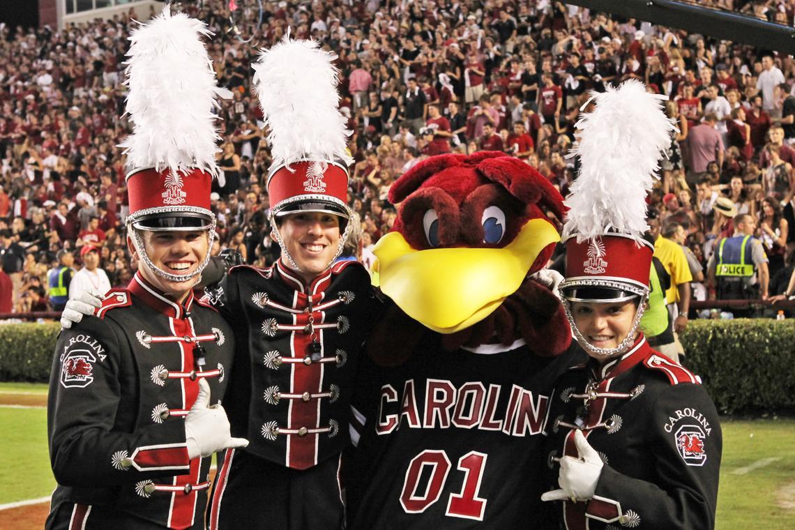 USC Bands - School of Music | University of South Carolina