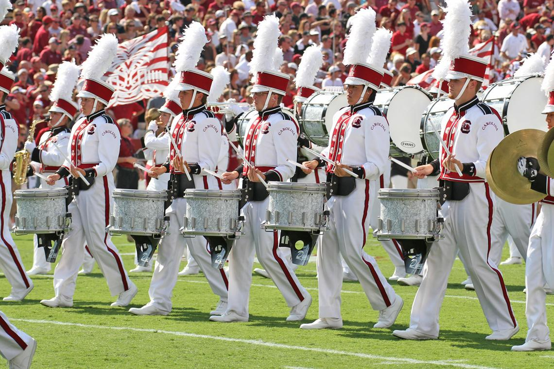 USC Bands - School of Music | University of South Carolina