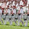 Athletic Band performs at Gamecock halftime show at Williams-Brice Stadium