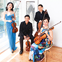The world-renowned Parker Quartet returns