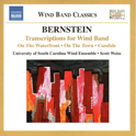MusicWeb International reviews USC Wind Ensemble's Bernstein CD