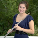 Freshman wins at National Flute Assoc. Competition