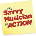 Savvy Musician in ACTION announces award winners
