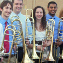 Distinction for the Carolina Trombone Collective